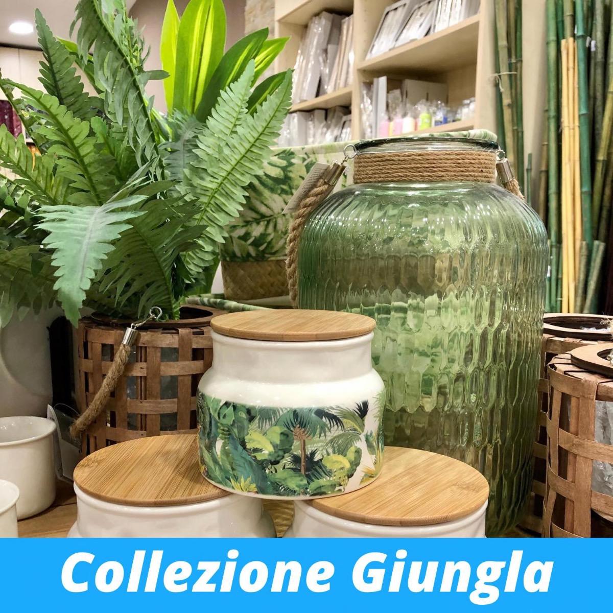 collezione giungla
